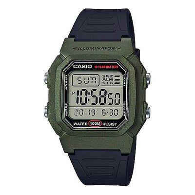 Reloj Casio W-800hm-3avd