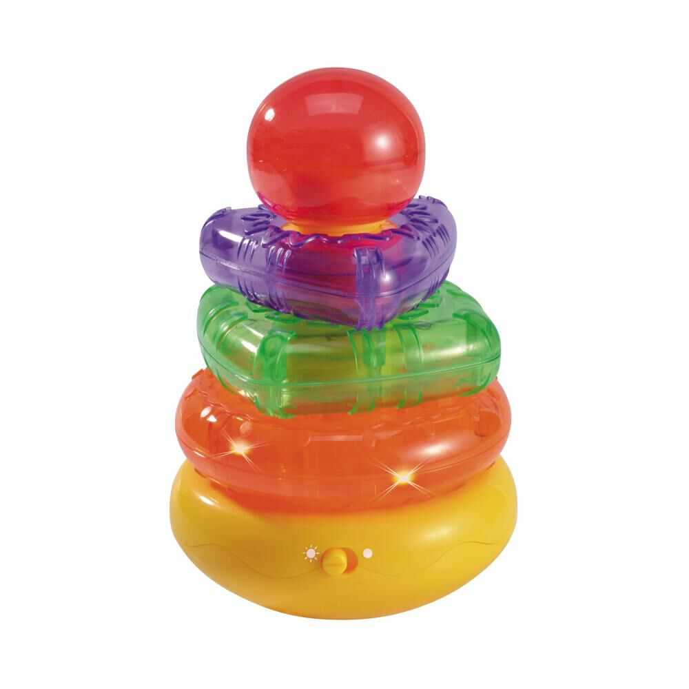 Juego Didáctico Hitoys Light And Sounds Stacker image number 0.0