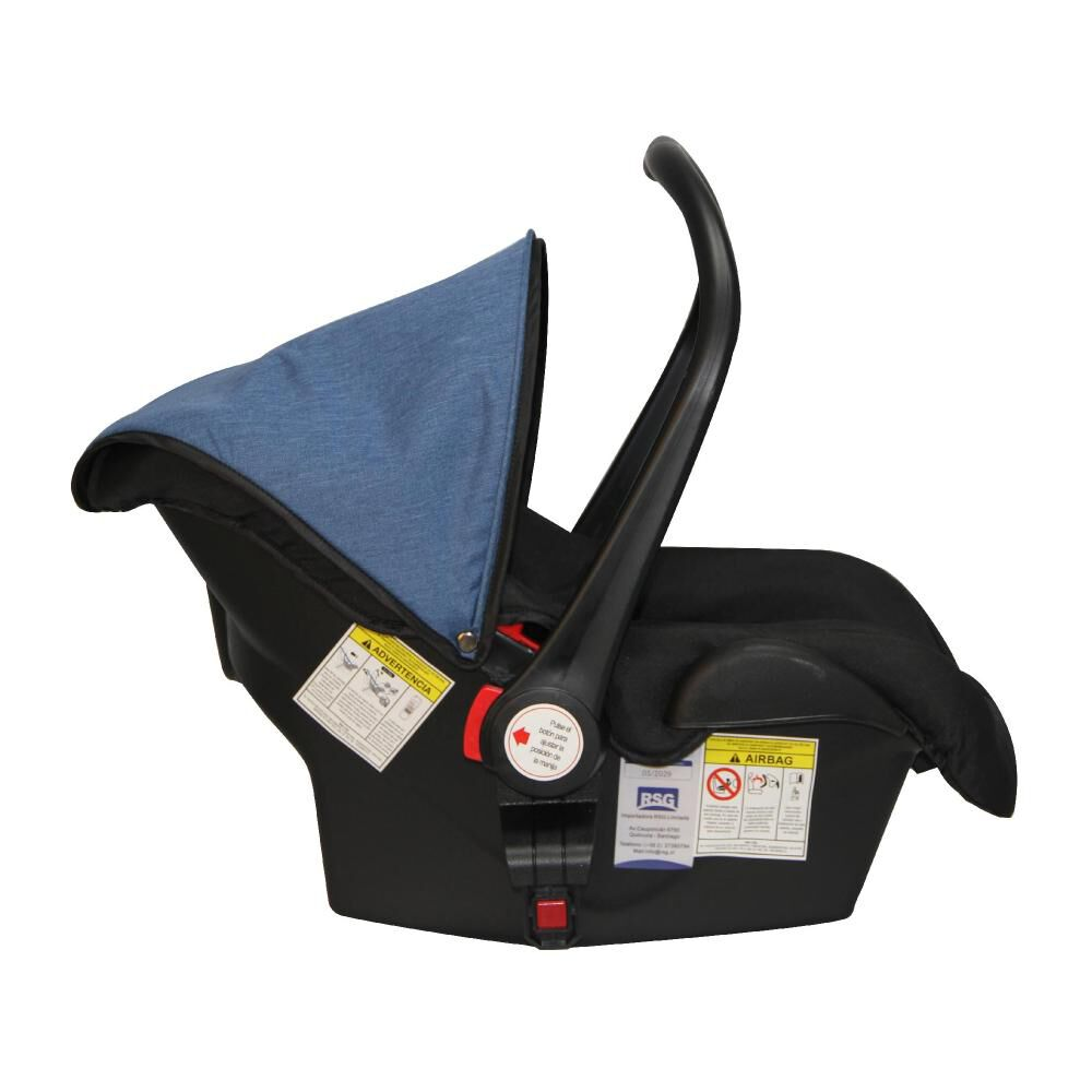 Coche Travel System Bebeglo Rs-13650-7 image number 1.0