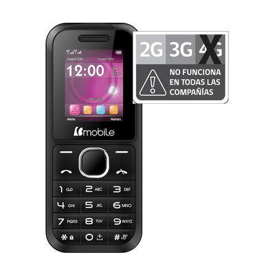 Celular Basico Bmobile W100 / Movistar