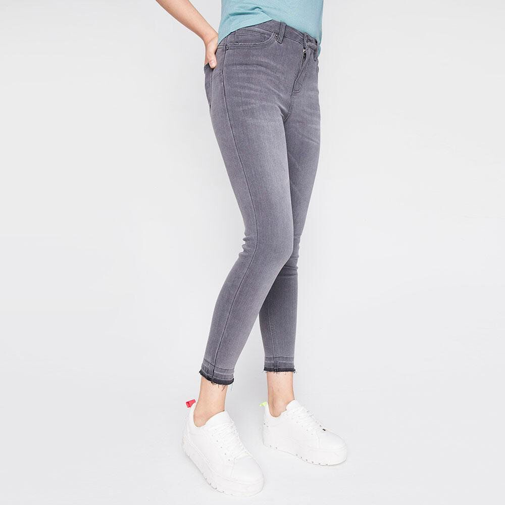Jeans Mujer Tiro Alto Push up Freedom image number 0.0