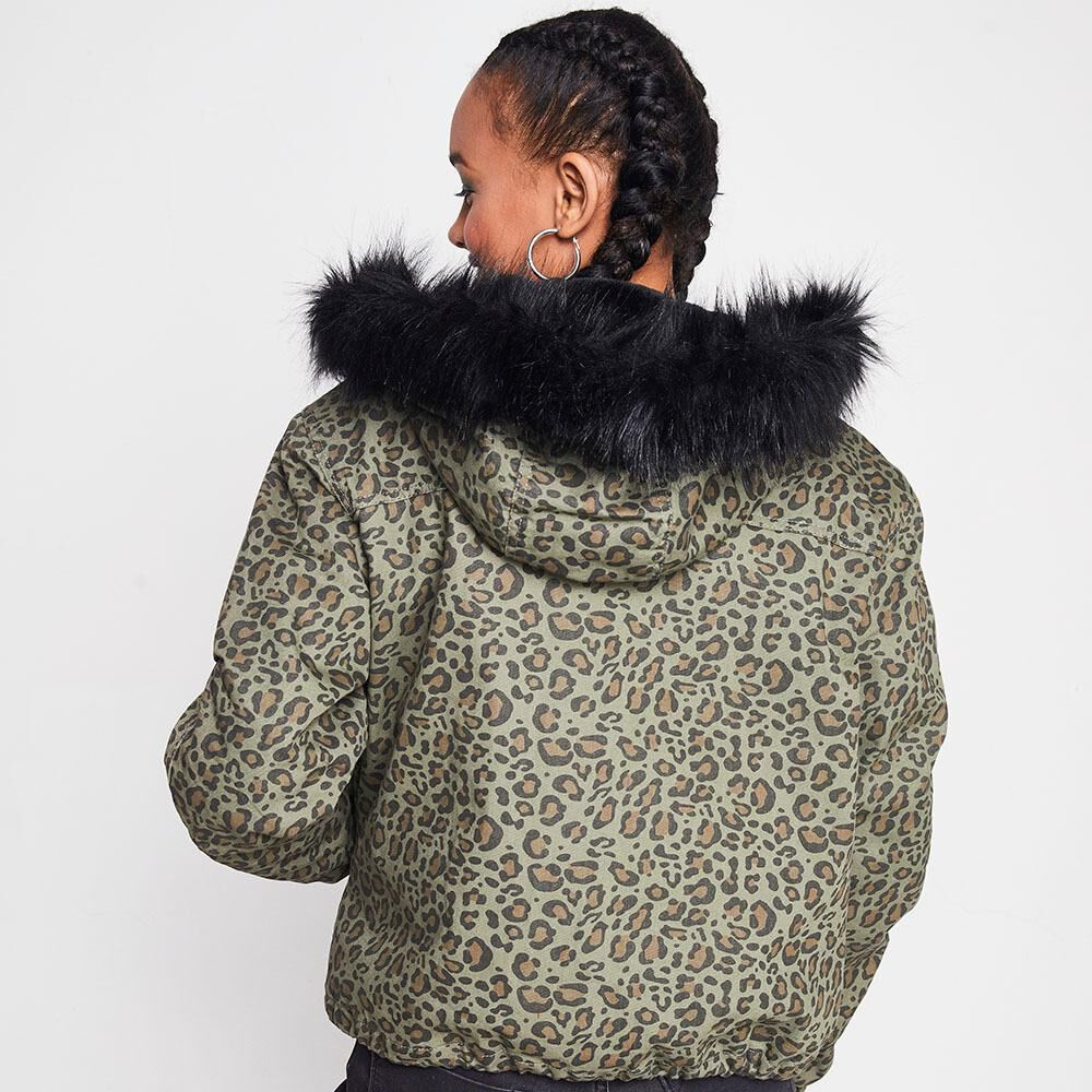 Parka  Mujer Rolly Go image number 4.0