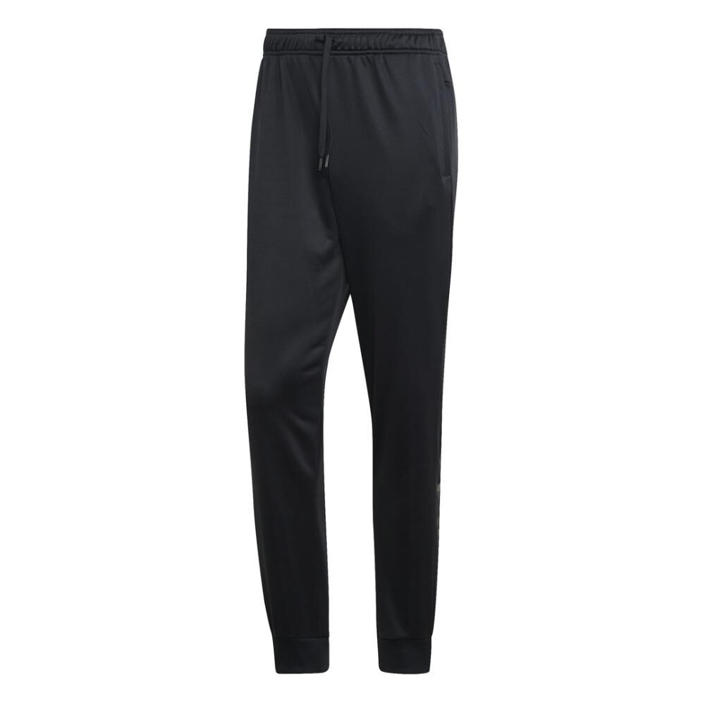 Buzo Con Capucha Hombre Adidas Linear French Terry image number 3.0