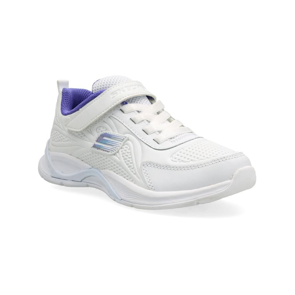 Zapatilla Escolar Unisex Skechers image number 0.0
