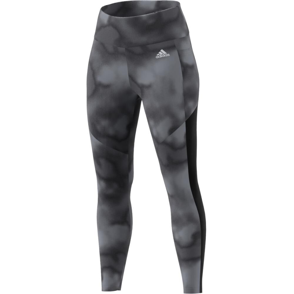 Calza Mujer Adidas Designed To Move Aop 7/8 Tight image number 9.0