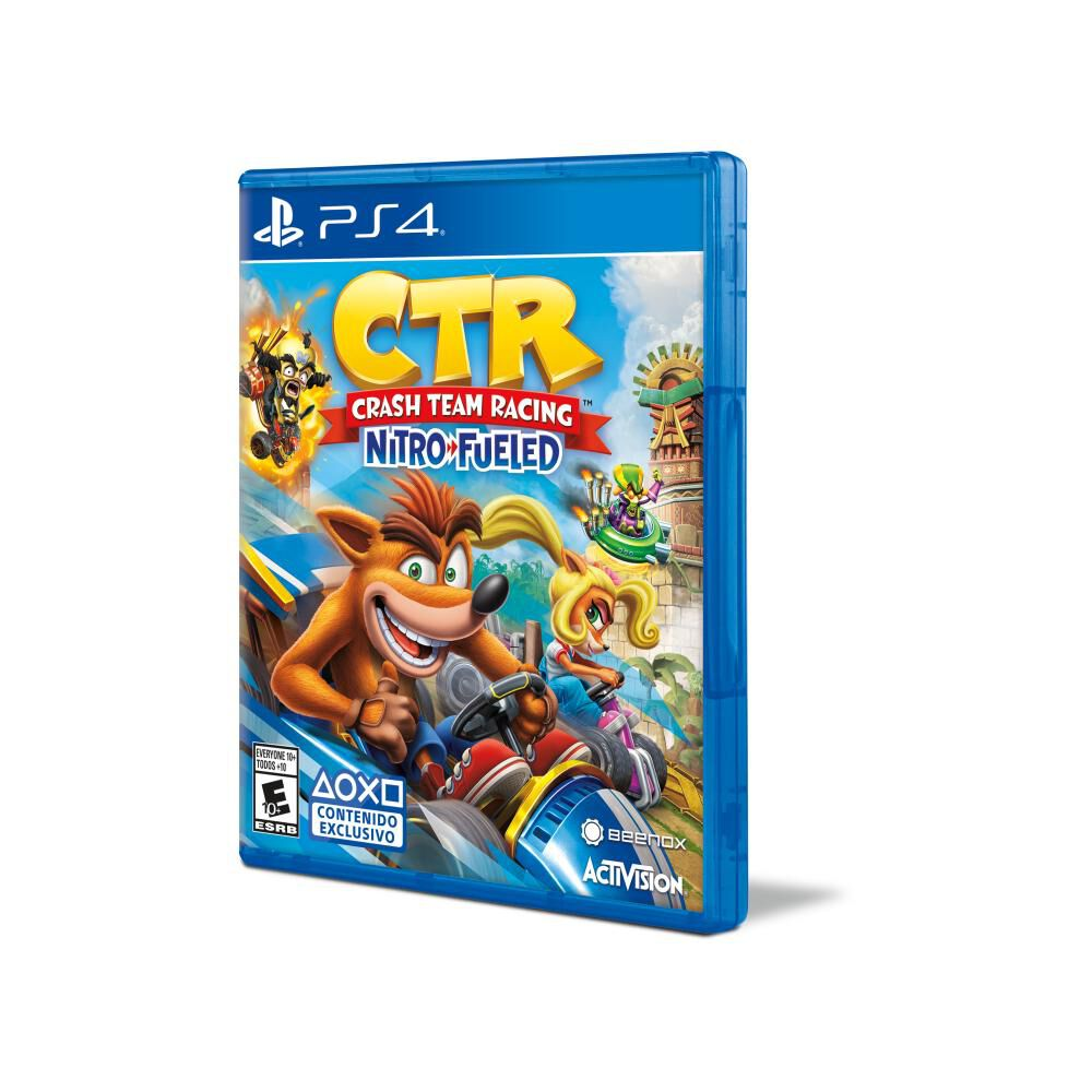 Juego Ps4 Crash Team Racing image number 1.0