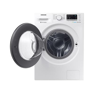 Lavadora - Secadora Samsung Wd90M4453Jw/Zs / 9  Kilos / 5 Kilos