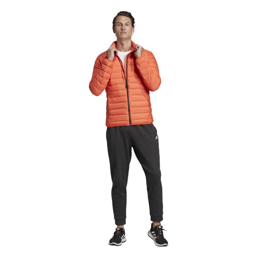 Parka Cuello Alzado Revestimiento Que Repele El Agua (Dwr) Hombre Adidas image number 3.0