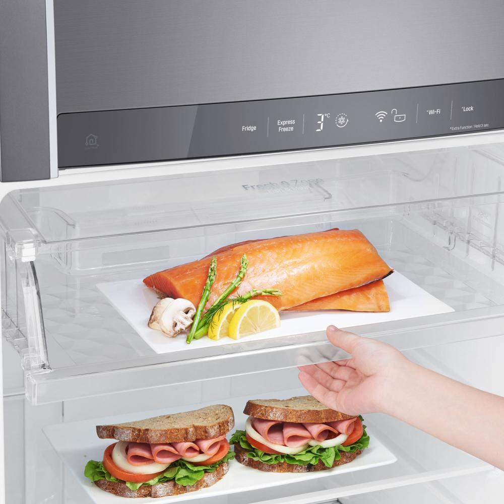 Refrigerador Top Freezer Lg LT44AGP / No Frost / 424 Litros, 401 A 600 Litros image number 6.0