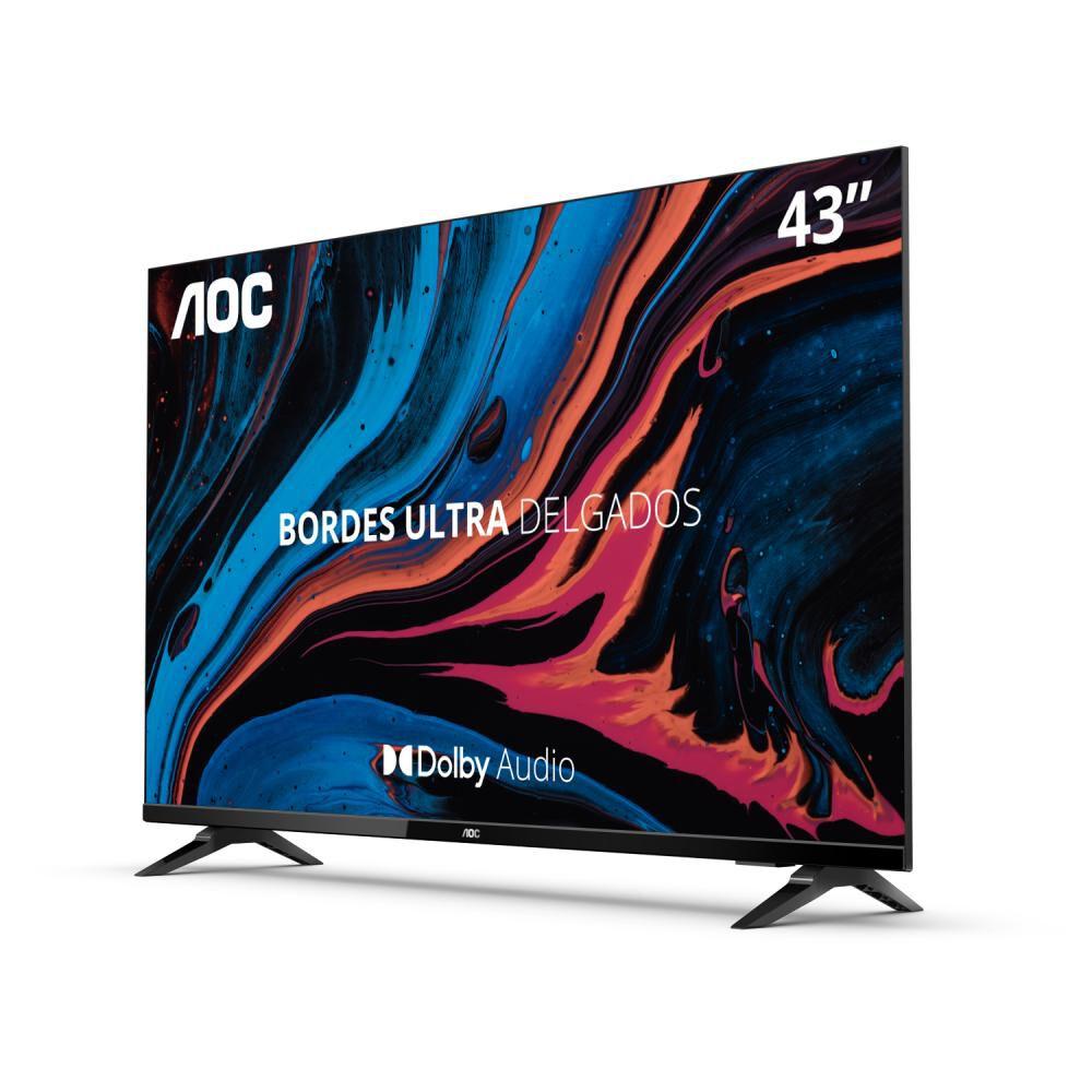 "Led AOC 43S5305 / 43 "" / Full HD / Smart Tv image number 4.0"