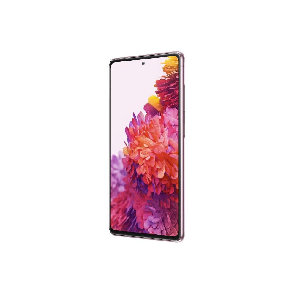 Smartphone Samsung Galaxy S20 Fe Cloud Lavender / 128 Gb / Liberado image number 4.0