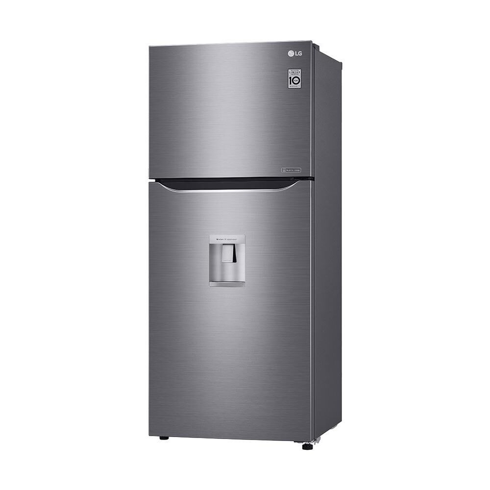 Refrigerador Top Freezer LG LT39WPP / No Frost / 393 Litros image number 0.0