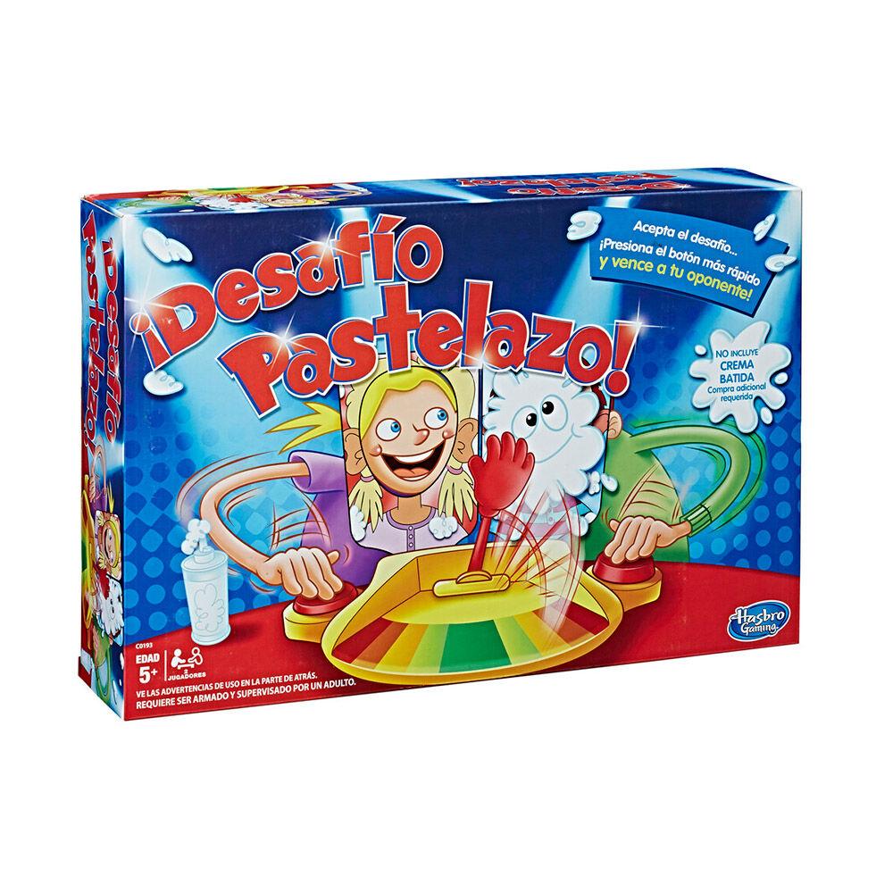 Juego De Mesa Hasbro Gaming Desafío Pastelazo image number 0.0