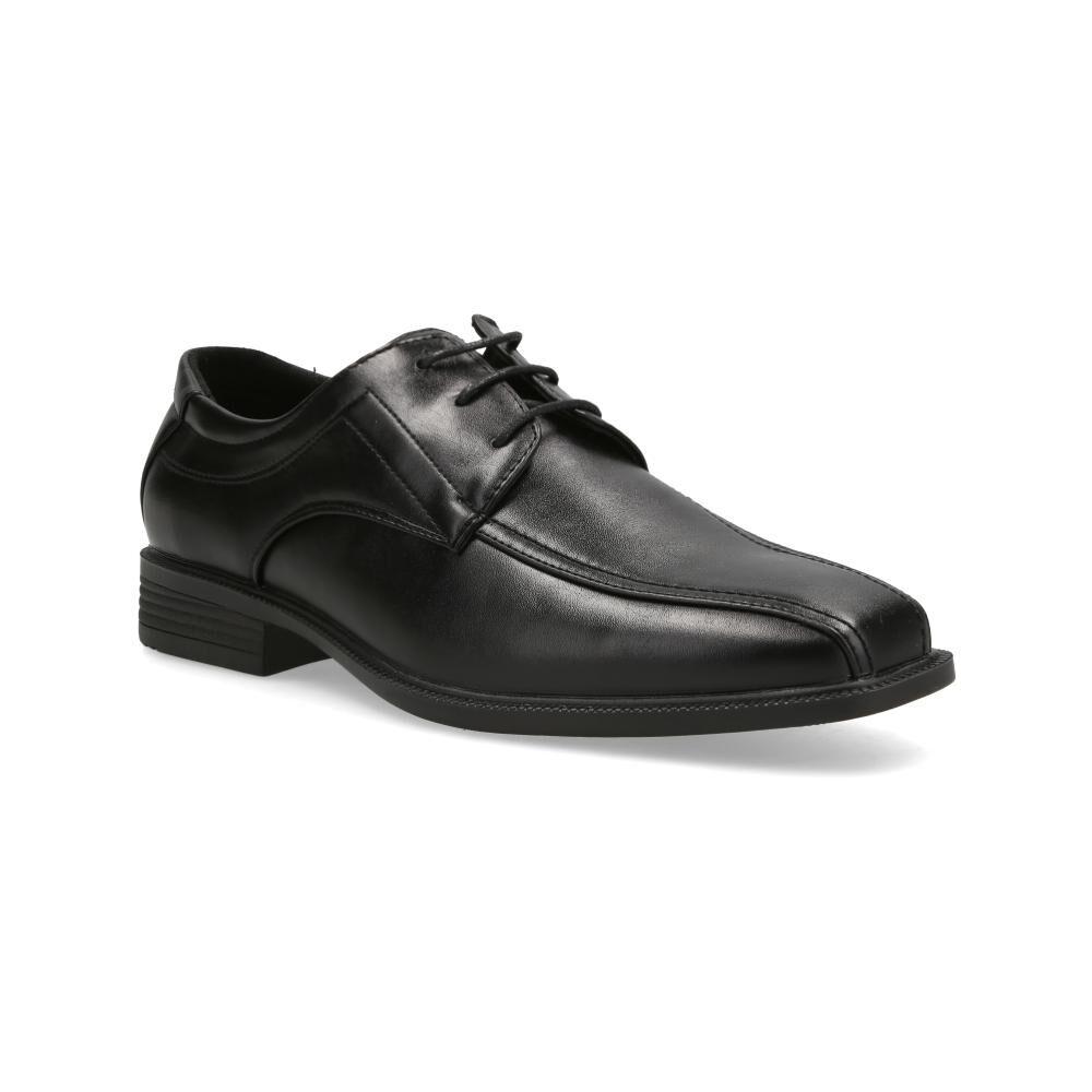 Zapato De Vestir Hombre Az Black image number 0.0