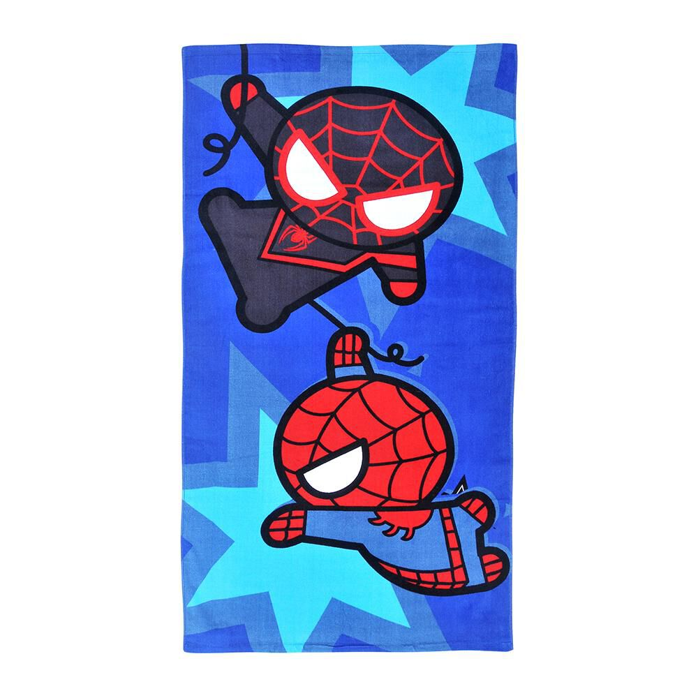 Toalla Playa Disney Spiderman Kawaii image number 0.0