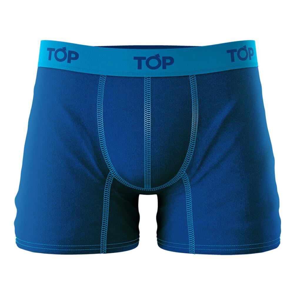 Pack Boxer Hombre Top / 5 Unidades image number 4.0