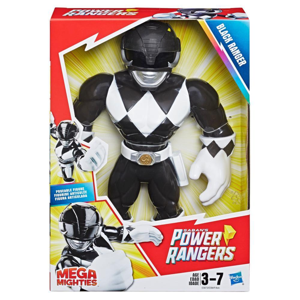 Figura Power Rangers Black Ranger image number 0.0
