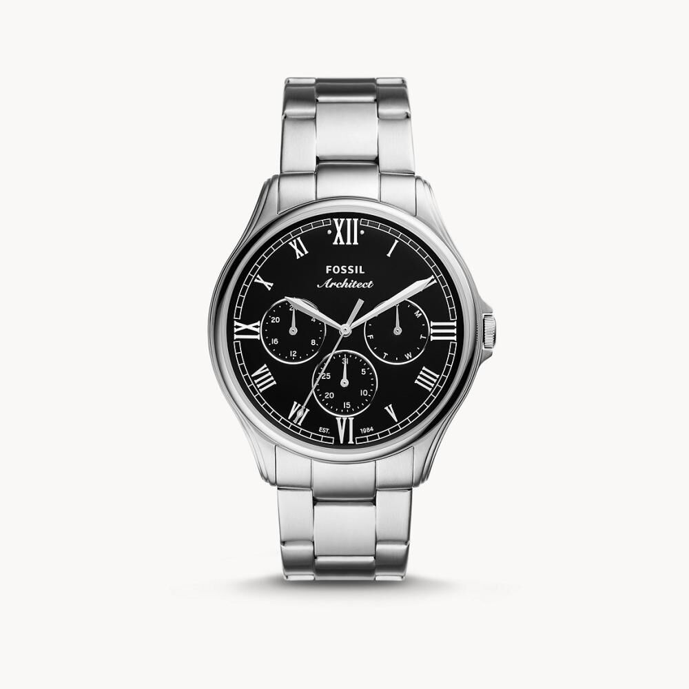 Reloj Casual Hombre Fossil Fs5801 image number 0.0