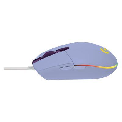 Mouse Gamer Logitech G203 Lilac