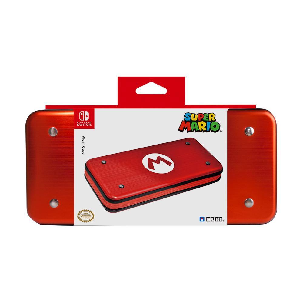 Estuche Nintendo Switch Hori Alumi Case Mario image number 0.0