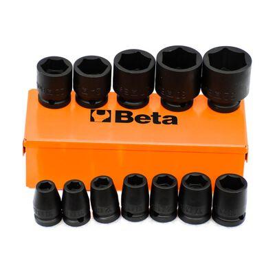 Juego De Dados Hexagonales Beta Hex. Impacto 1/2 12pz 10-32mm 720/