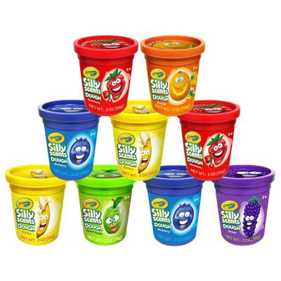 Plasticinas Crayola Aromatizadas