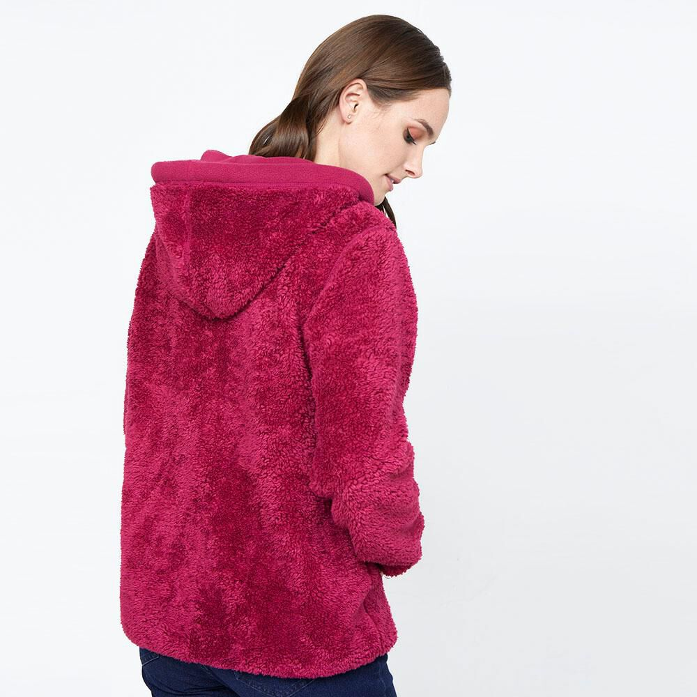 Chaqueta Reversible Mujer Geeps image number 6.0