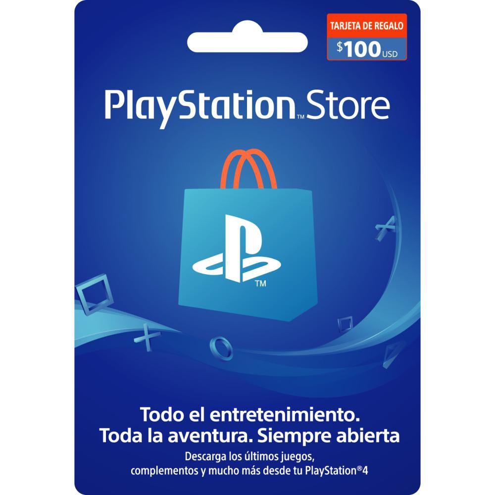 Tarjeta Prepago Us$100 Ps Store image number 0.0