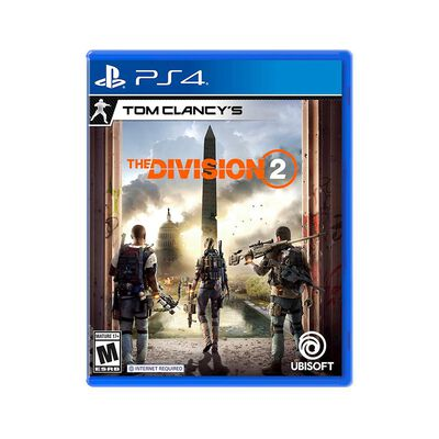Juego Ps4 The Division 2 Limited