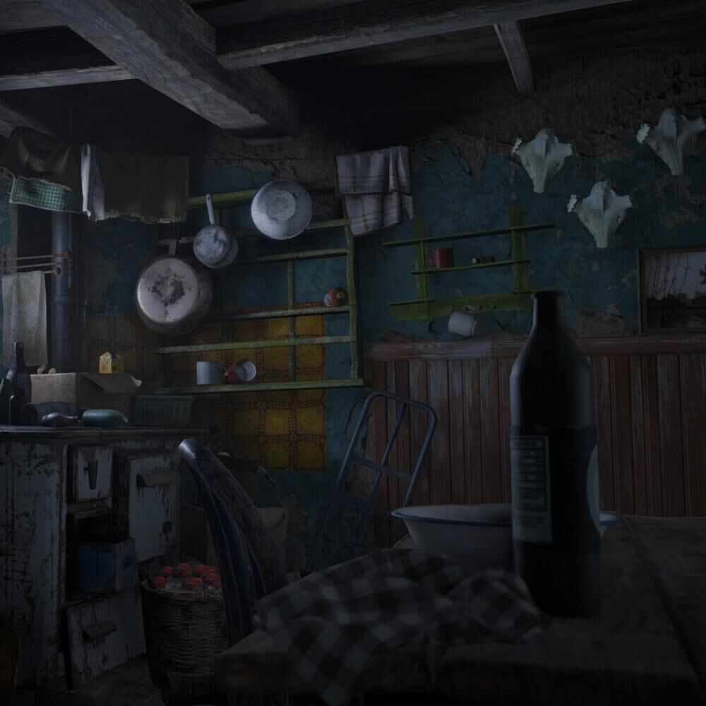 Juego Ps4 Sony Resident Evil Village image number 3.0