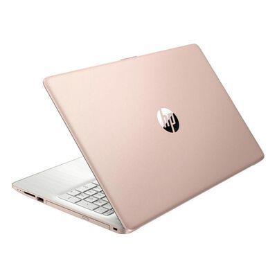 """Notebook Hp 15-da0022 Reacondicionado / Plateado / Intel Pentium / 8 Gb Ram / Intel Uhd 610 / 256 Gb Ssd / 15.6 """"/ Teclado en Inglés"""