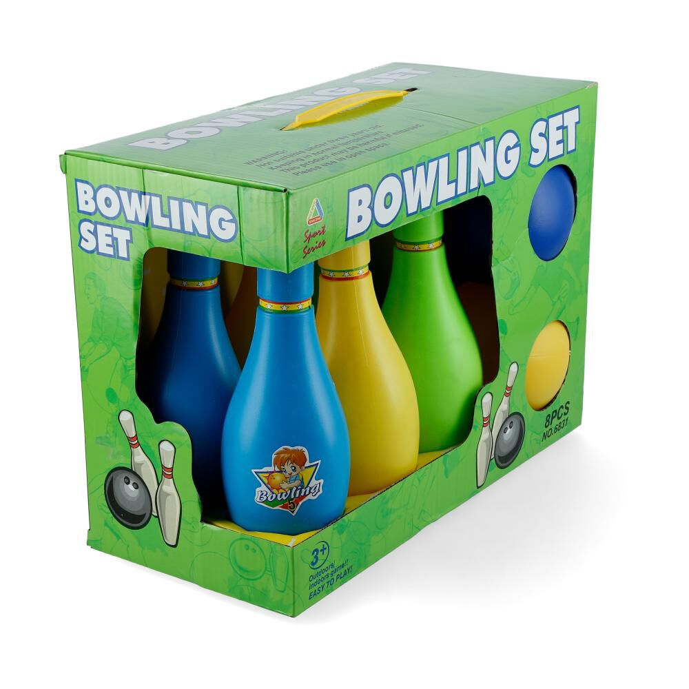 Juego De Bowling Hitoys 6831 image number 1.0
