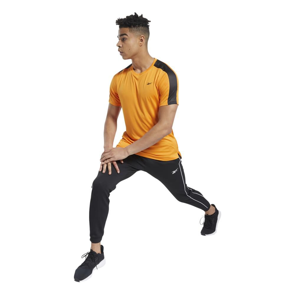 Polera Hombre Reebok Workout Ready image number 1.0