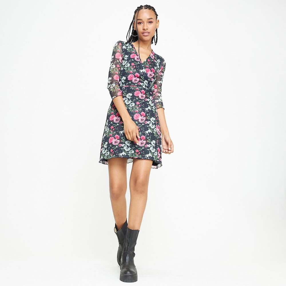 Vestido Mujer Rolly Go image number 4.0