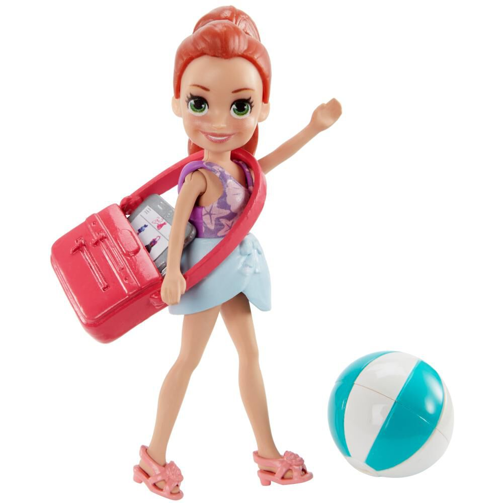 Polly Pocket! Pack 3 Muñecas image number 3.0