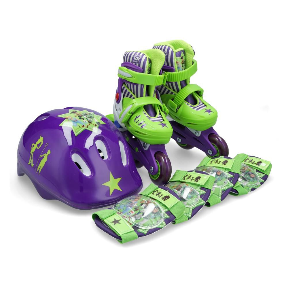 Set De Patines Toy Story Tb-Ts022 Buzz image number 0.0