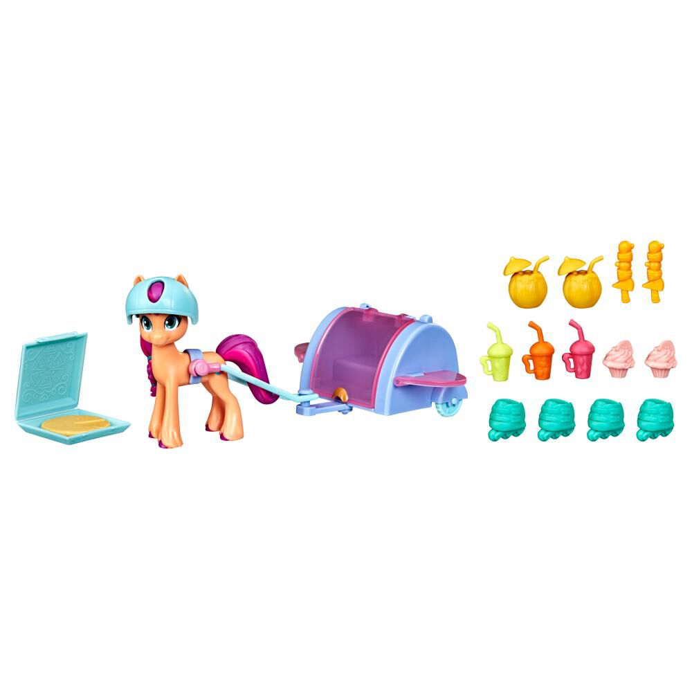 Figura Coleccionable My Little Pony Movie Core image number 0.0