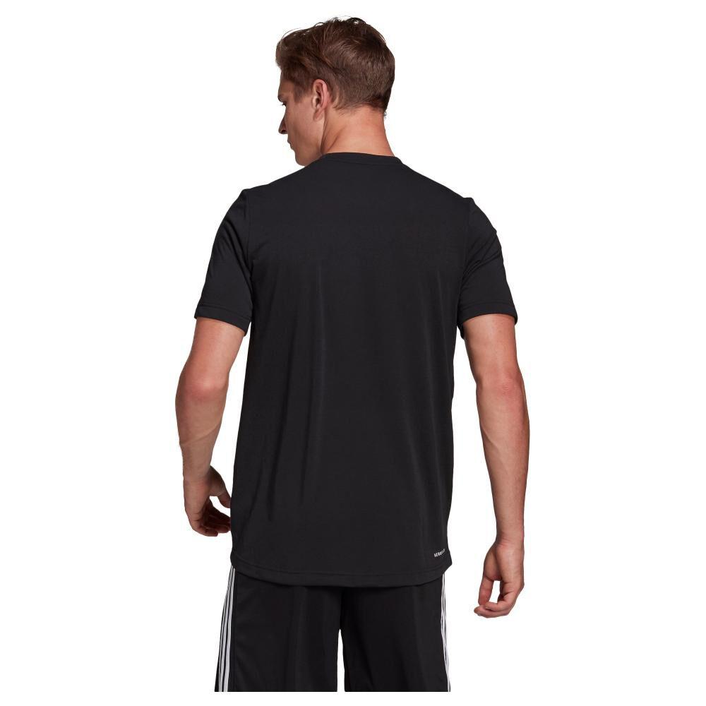Polera Hombre Adidas Aeroready Designed 2 Move Feelready image number 1.0