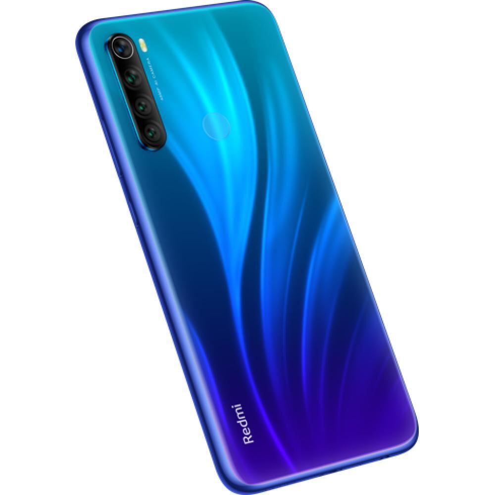 Smartphone Xiaomi Redmi Note 8 2021 Azul / 64 Gb / Liberado image number 3.0