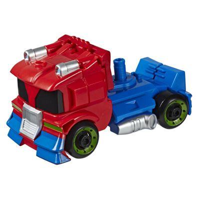Figura De Accion Transformers Tra Rescue Bots Acad Rescan Optimus Prim