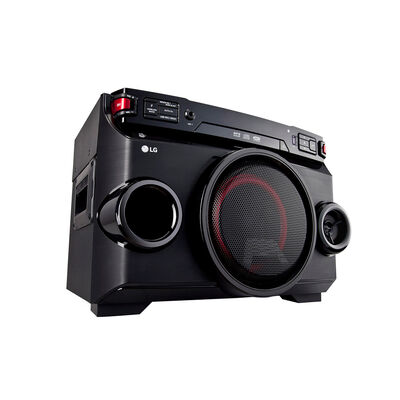 Minicomponente Lg Om4560.Dchlllk