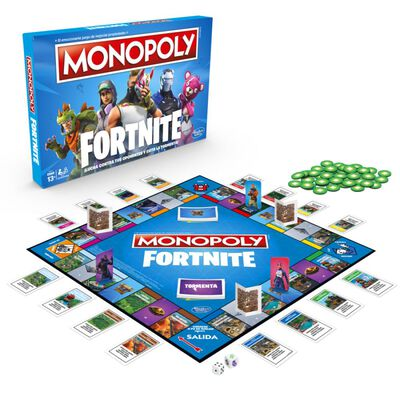 E6603 Monopoly Fortnite