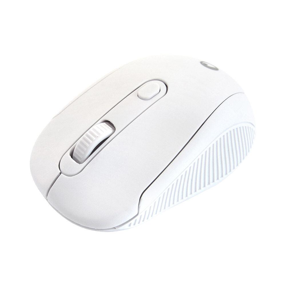 Mouse Inalámbrico Fiddler Blanco image number 0.0