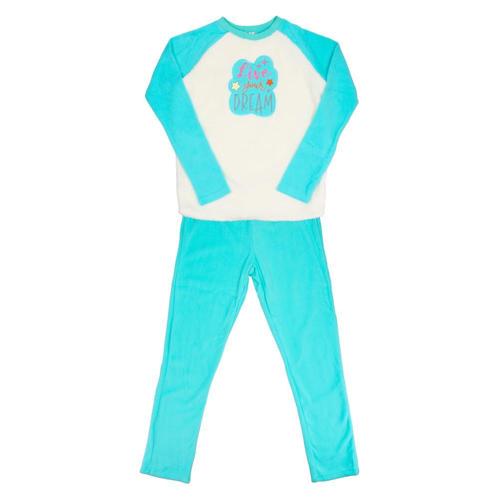 Pijama Niña Topsis 2 Piezas image number 0.0