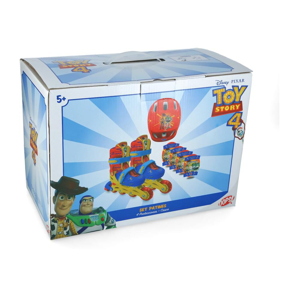 Set De Patines Toy Story Tb-Ts022 Woody image number 3.0