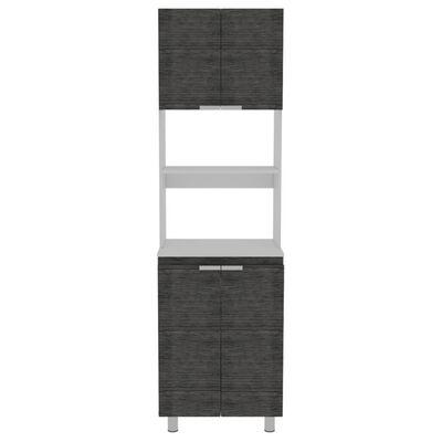 Mueble De Cocina Casaideal Fendi / 4 Puertas