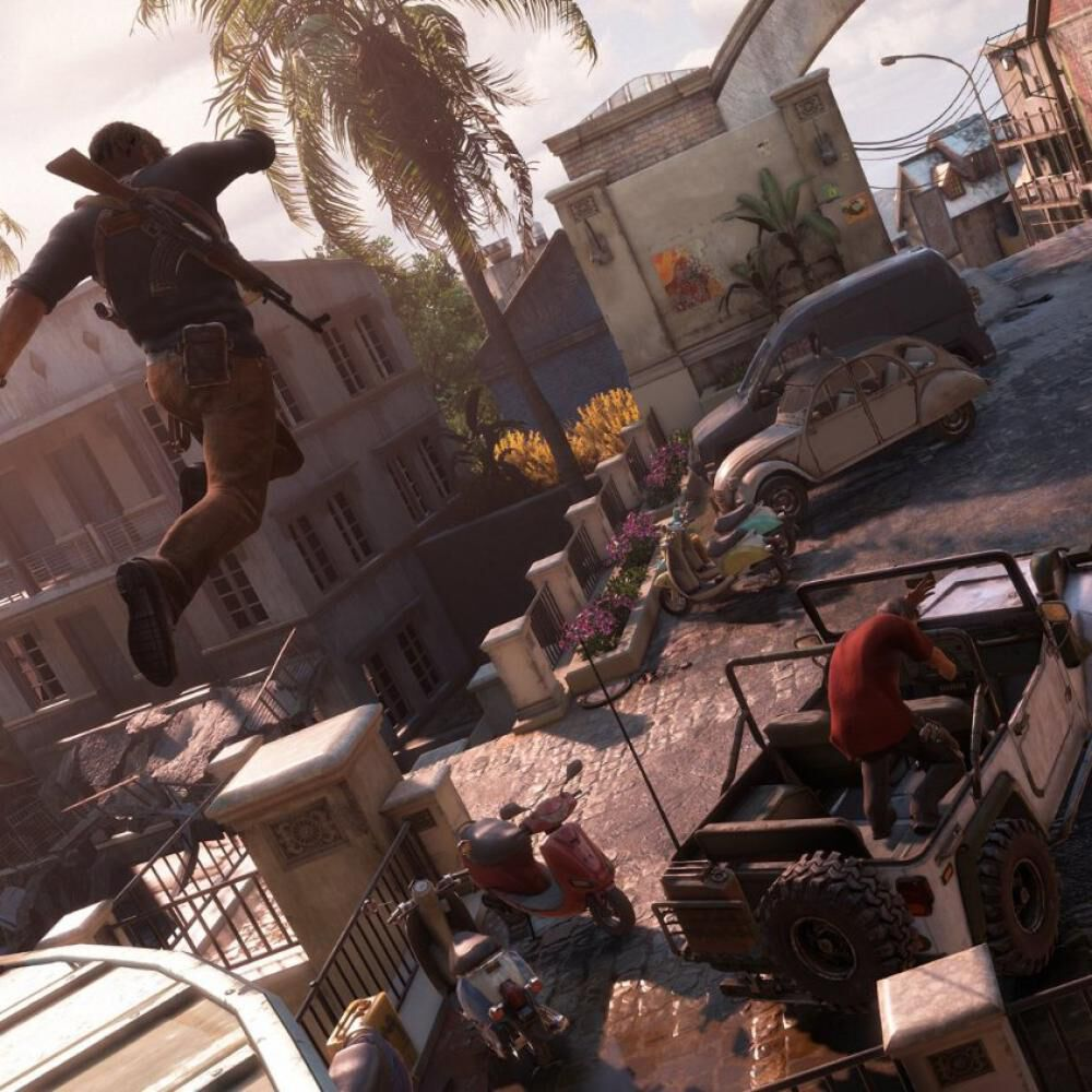 Juego Ps4 Uncharted 4 image number 4.0