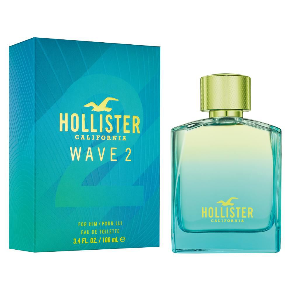 Hollister Wave 2 For Him Edt 100Ml image number 0.0