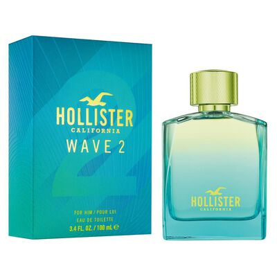 Hollister Wave 2 For Him Edt 100Ml