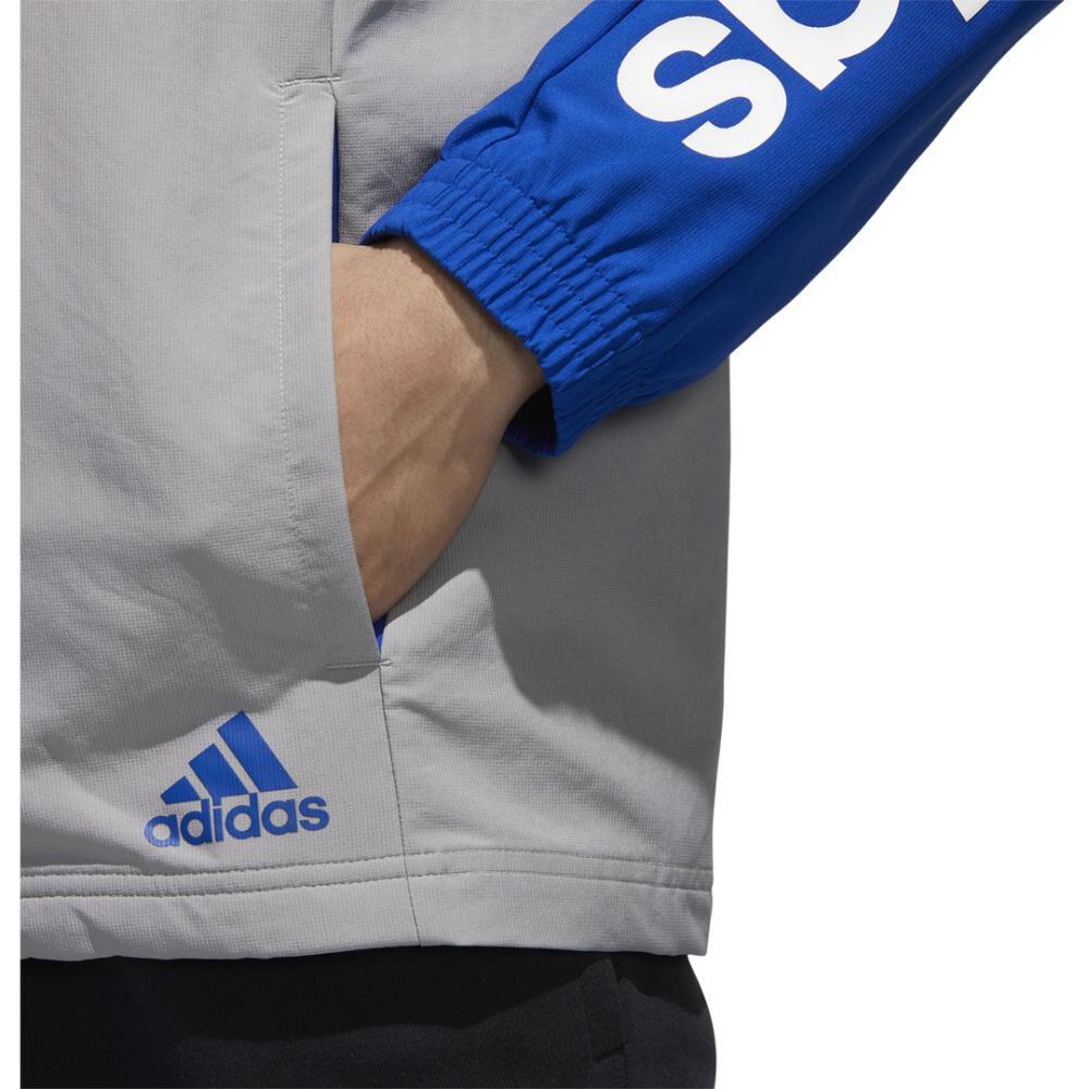 Polerón Deportivo Hombre Adidas Essentials Windbreaker image number 5.0